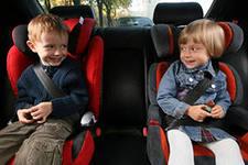 Дети и ремни безопасности